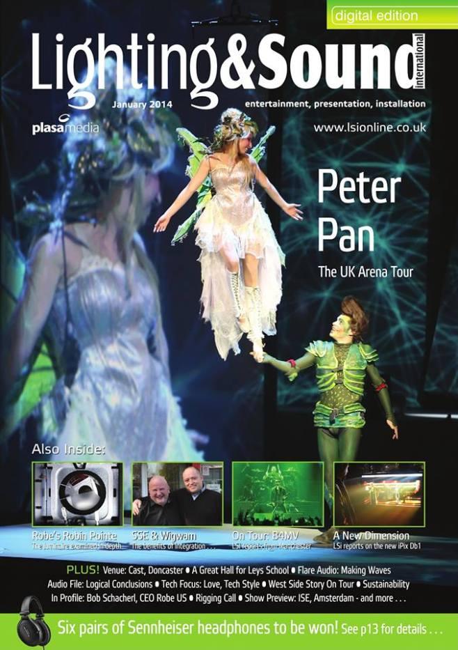 article in UK PeterPan