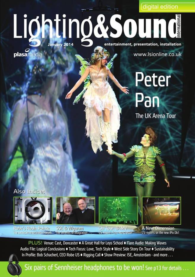 article in UK PeterPan