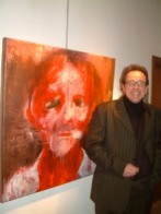 "Michel Soucy et ""School girl or boy"" exhibition in Belgium 2005"