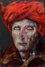 """""""l'homme au turban rouge"""""""