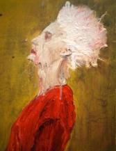 Acrylique sur toile 40 x 50 cm. 2005