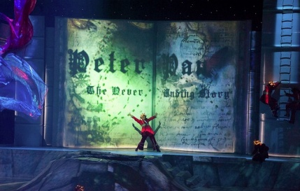 Peter Pan, the Never Ending Story Live
