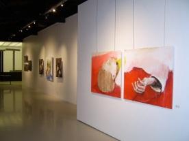 vue de l'Exposition à Namur, Belgique 2009