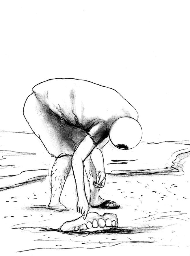 Found the Sandman - 2014