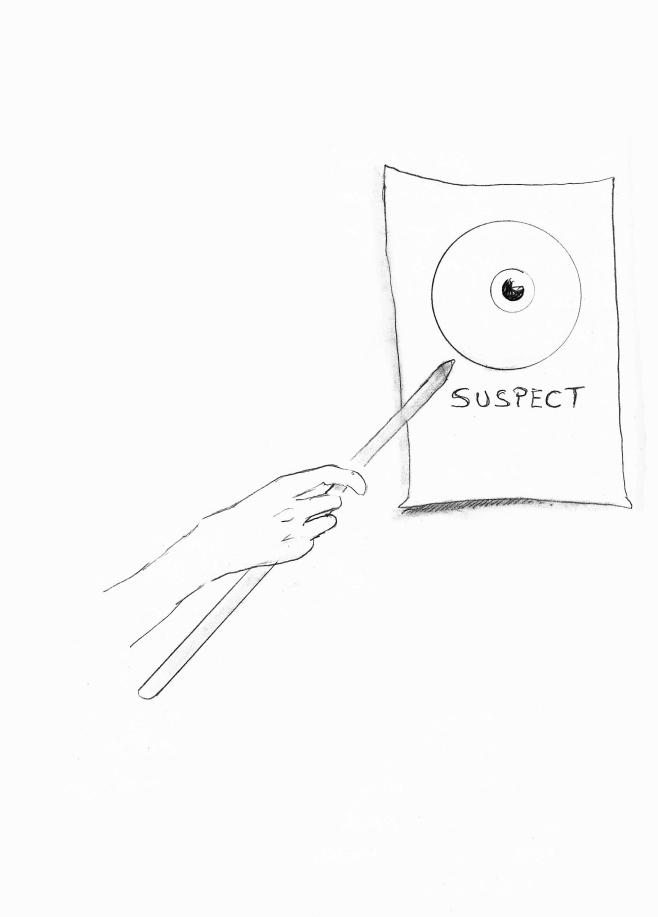 Unusual suspect - 2014