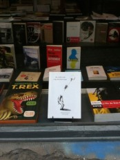 "My book ""One sketch a day keeps the doctor away"" on store in Brussel"