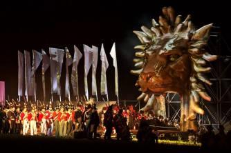 The Inferno Show, Belgium 2015