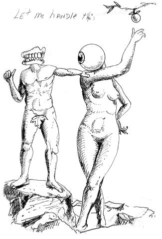 Eve and Adam