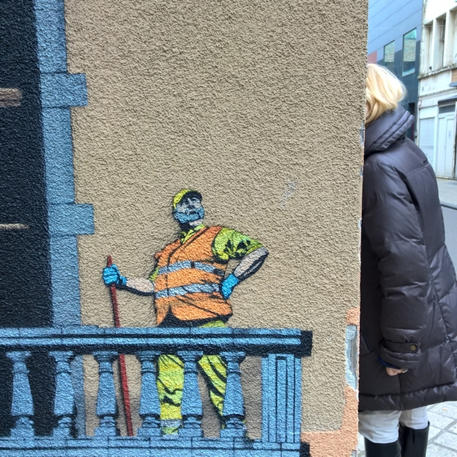 Oostende graffiti