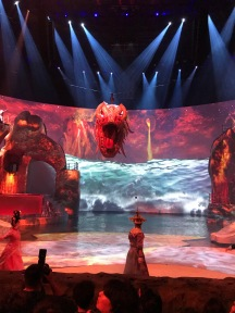 Set design_Fire Dragon_Qing Show,2019
